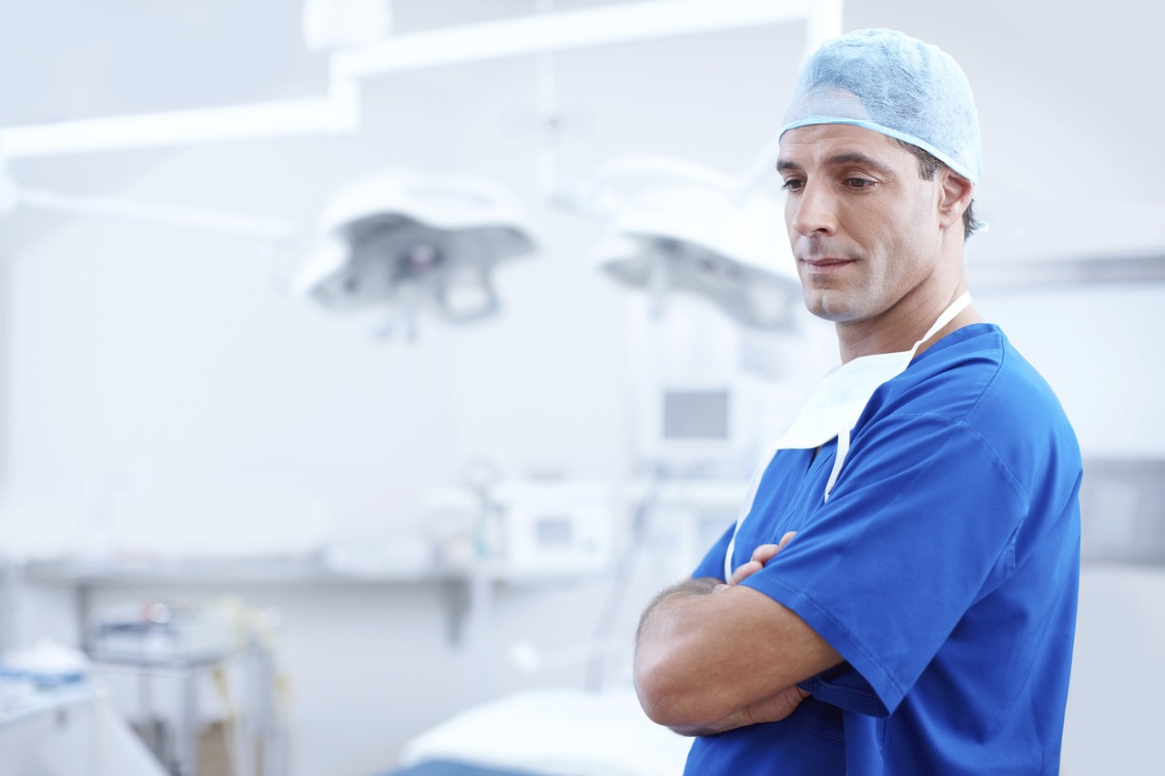 Doctor (Urologist) - Dr. Ahmad