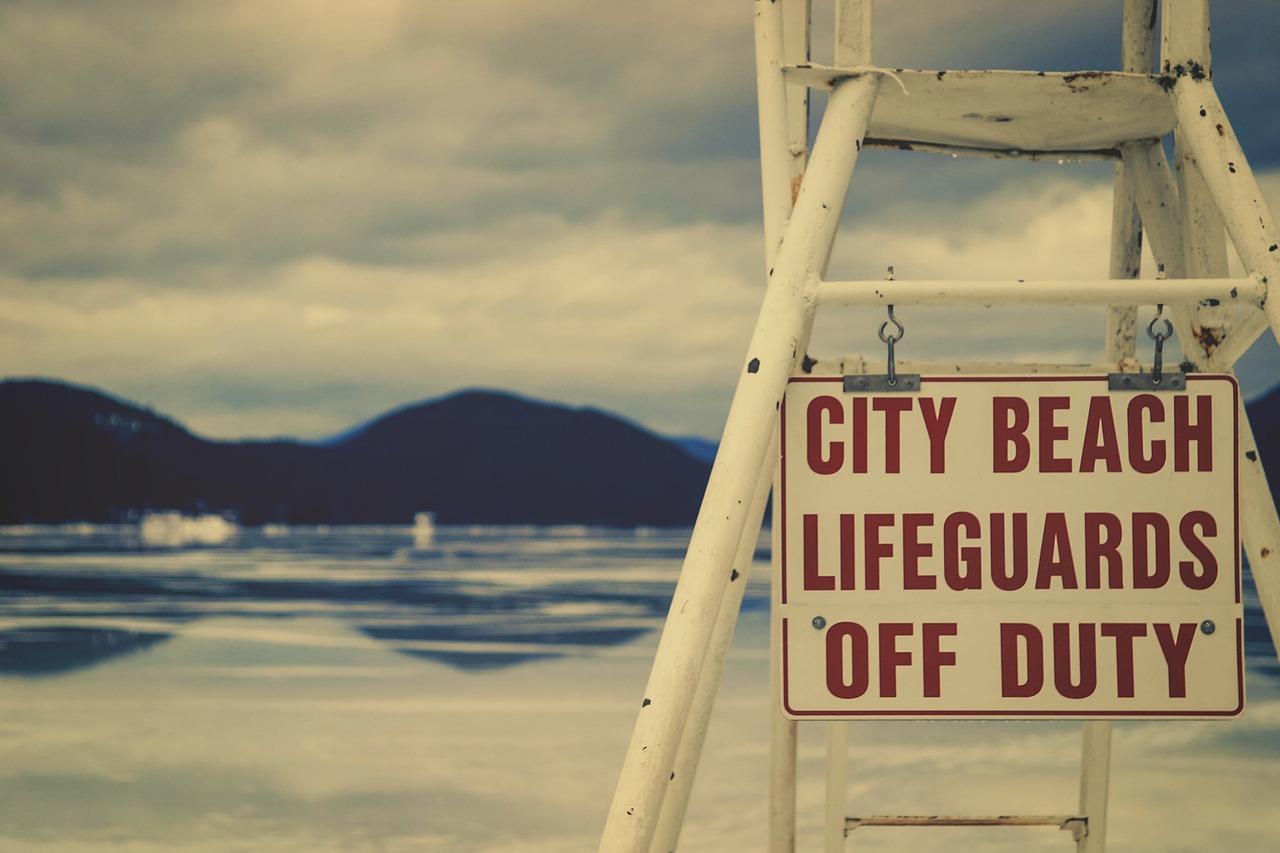 Lifeguard (Beach) - Peter