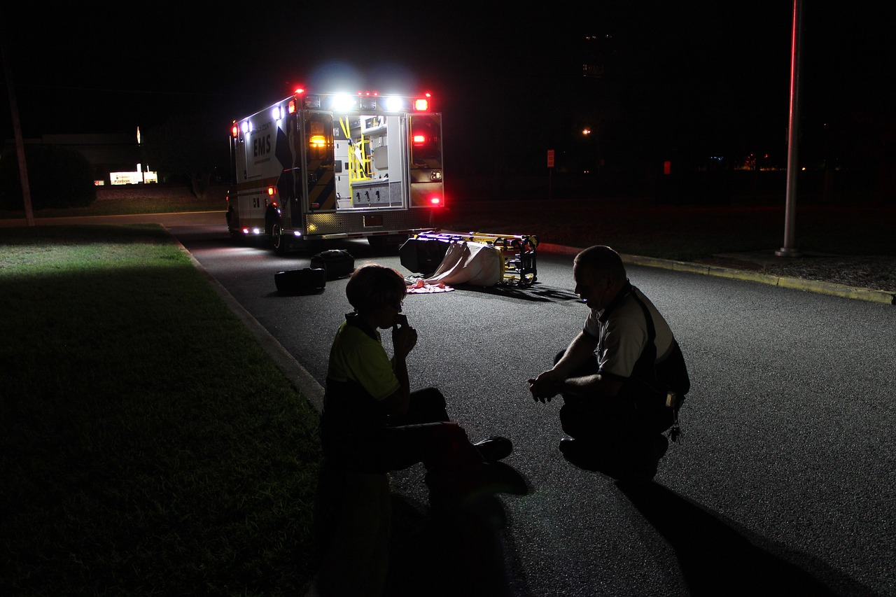 Paramedic - Kevin