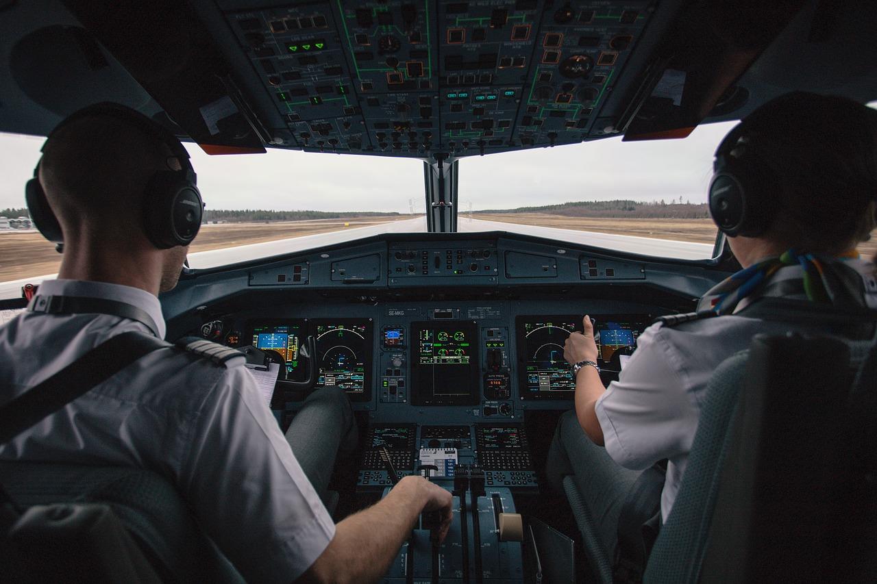 Pilot (Commercial) - Matt