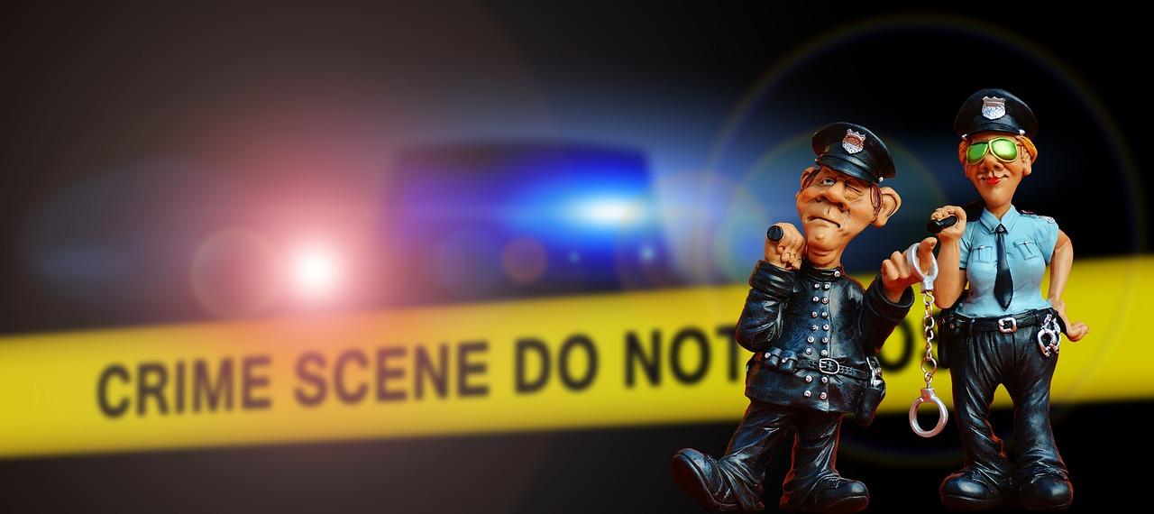 Police - Crime Scene Analyst