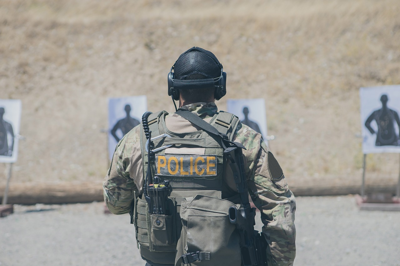 Police - Patrol Officer - SWAT Operator