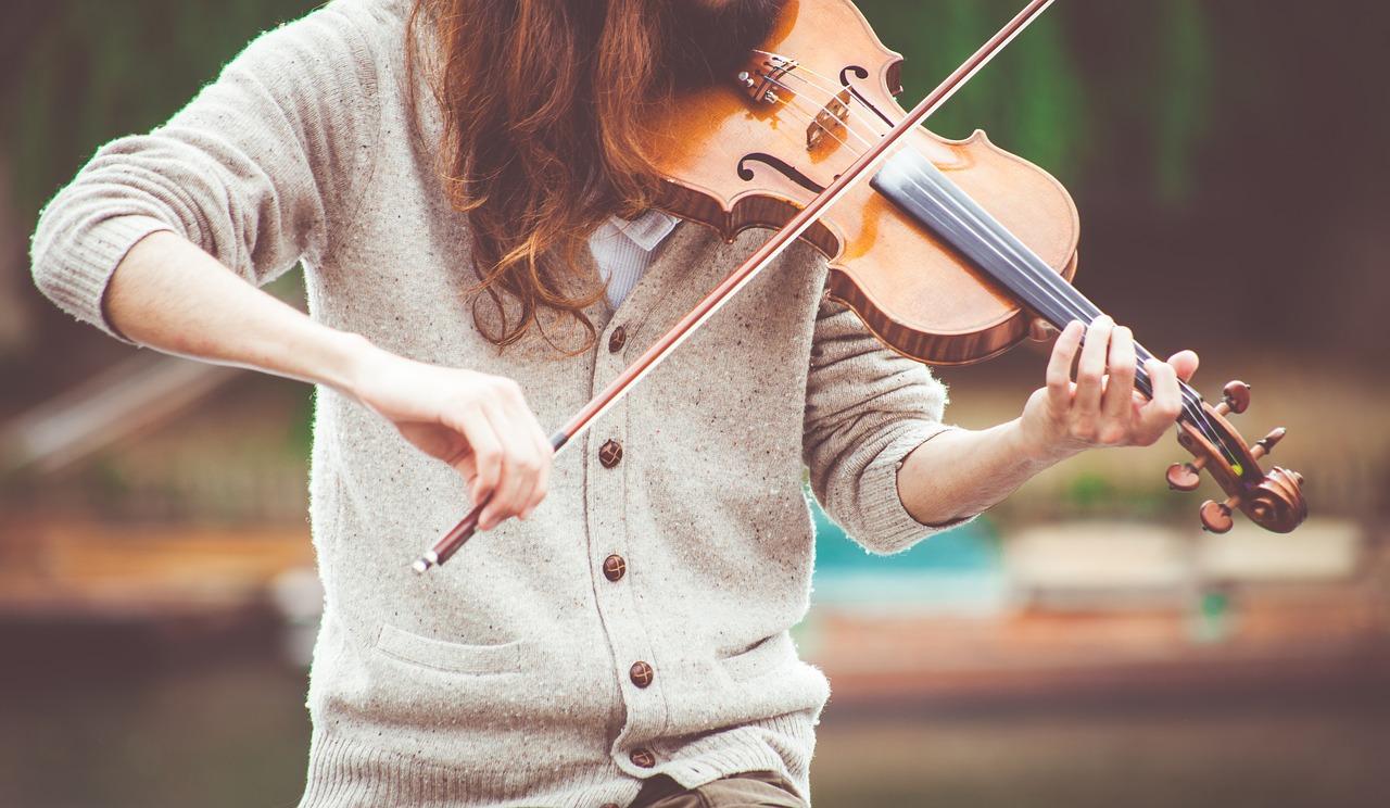 Violinist - Jenny
