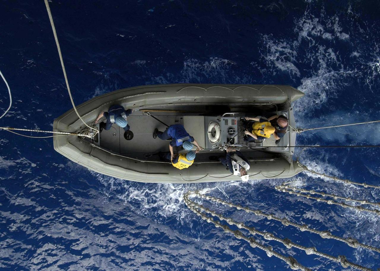 US Navy - Boatswain Mate 1st Class - Dustin